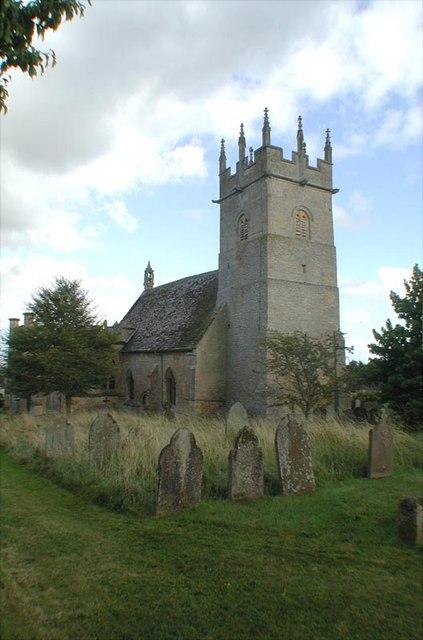 St James, Longborough Gloucestershire © John Salmon cc-by-sa/2.0