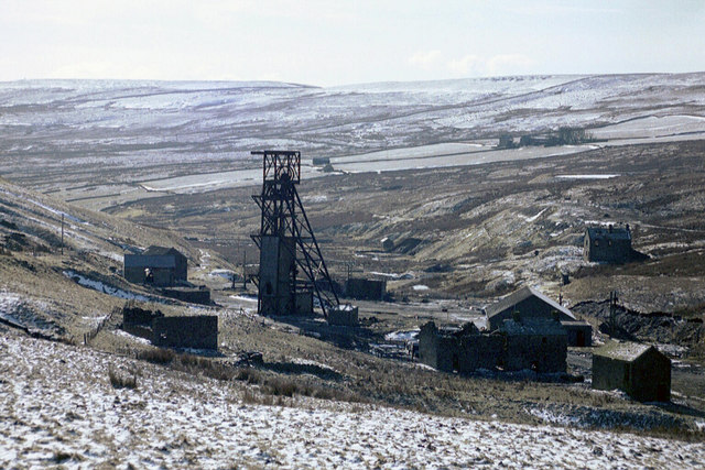 Groverake mine