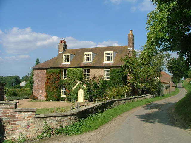Little Wenderton Farm Near Preston On Paul Hensman