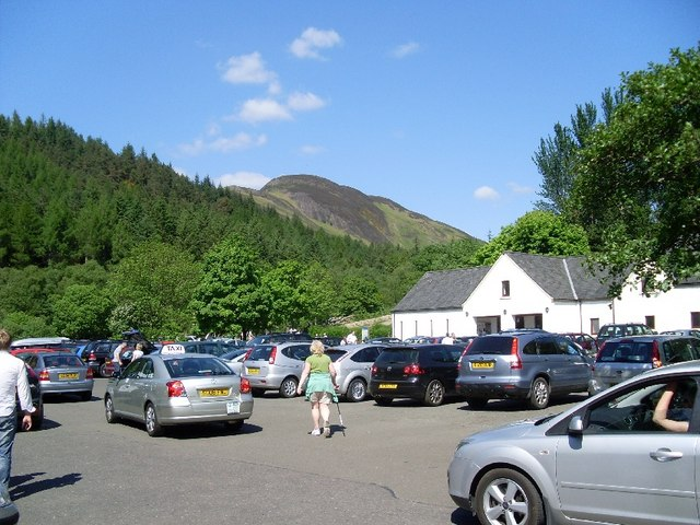 Image result for balmaha visitor centre