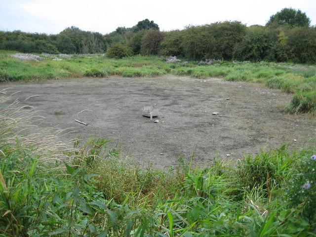 Water End Swallow Holes Sinkhole Basin Nigel Cox
