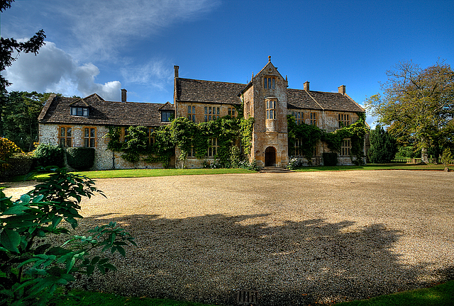 Chantmarle Manor Mike Searle Geograph Britain And Ireland