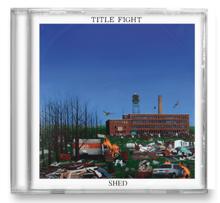 Title Fight Shed LPCD