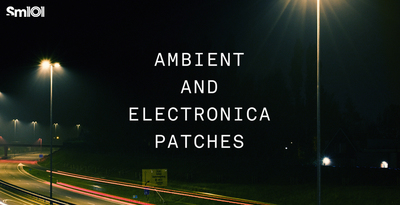 SM101 Ambient & Electronica Patches