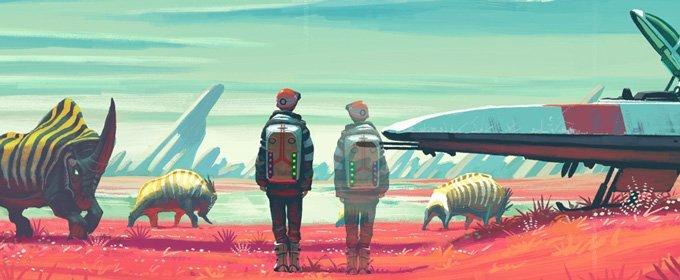 Resultado de imagen de no mans sky multijugador