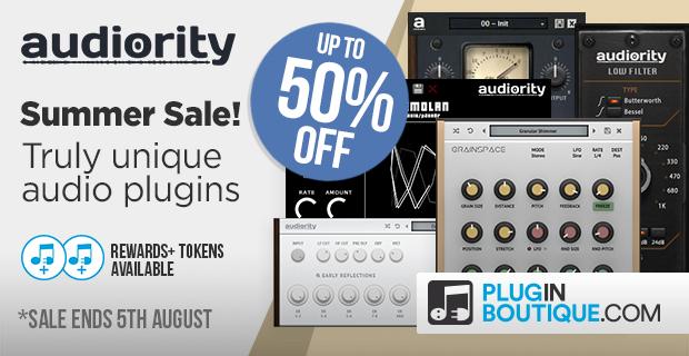 620x320 audiority summersale pluginboutique