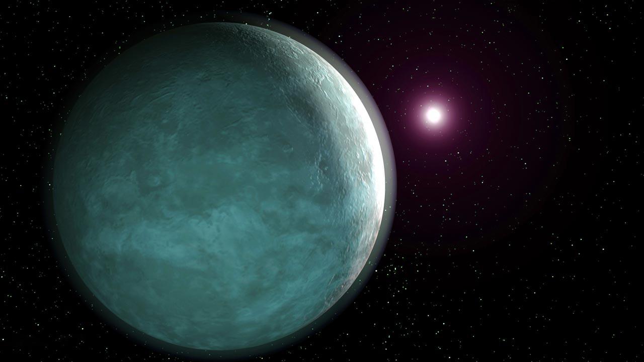 Exoplanet Kepler-1655 B