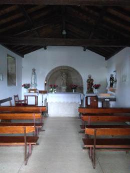Risultati immagini per capilla de san marcos monte do gozo