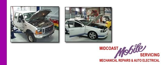 Midcoast Mobile Servicing Mechanical Repairs Amp Auto