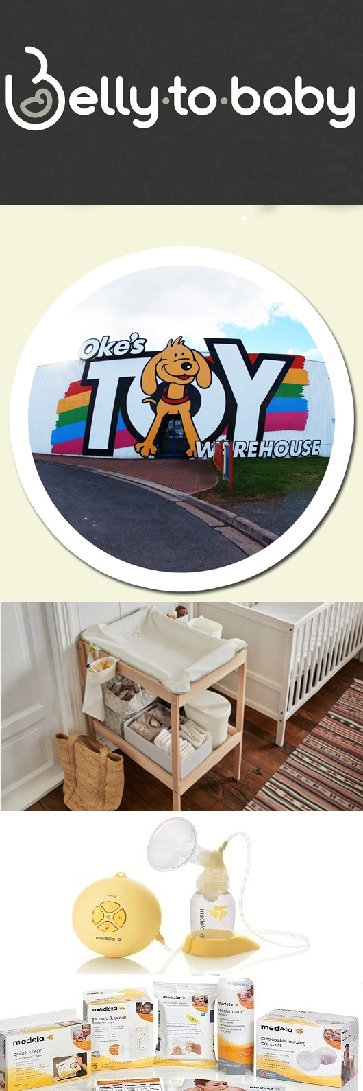 Belly To Baby Baby Prams Furniture Accessories Lorraine St