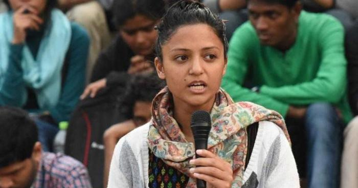 JNU scholar Shehla Rashid booked for 'spreading rumours' on Twitter after Pulwama attack
