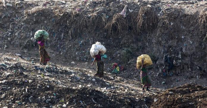 East Delhi's Ghazipur landfill will soon be taller than the Taj Mahal, says  report