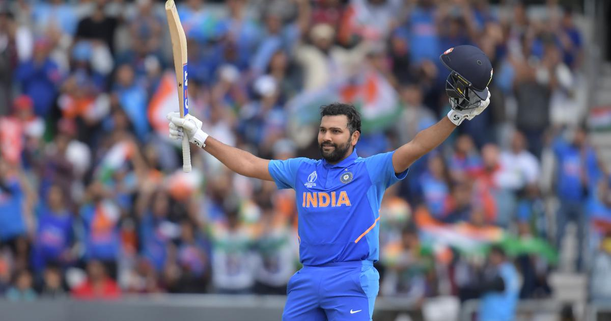 World Cup 2019 Here Are All The Big Numbers From Rohit Sharma S Historic Century Against Sri