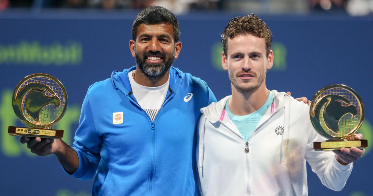 Bopanna Wins Qatar Open