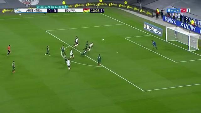 Melhores momentos: Argentina 3 x 0 Bolívia, pela 10ª rodada das eliminatórias para a Copa do Mundo