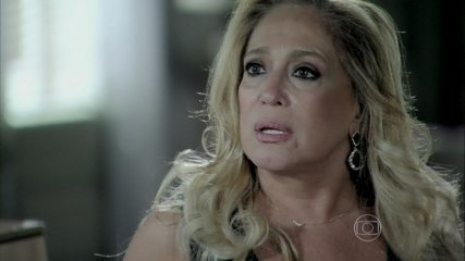 Pilar blames Márcia for Felix's situation