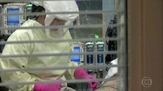 Estado americano do Texas é o primeiro a ultrapassar um milhão de casos de Covid-19