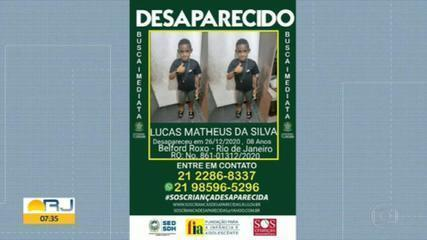 Three boys disappear in Belford Roxo;  police conduct searches
