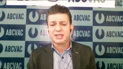 'A gente não está concorrendo com o governo', diz presidente da ABCVAC sobre compra de vacinas