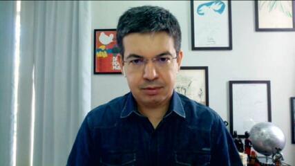 Randolfe Rodrigues diz que Pfizer enviou 53 e-mails oferecendo vacinas para o governo brasileiro