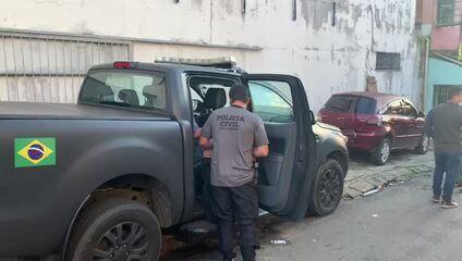 Força Nacional participa da ação para prender suspeitos de ataques em Manaus