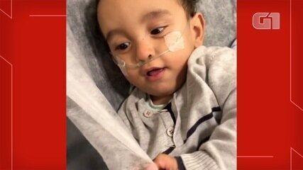 Bebê prematuro tem alta e precisa voltar ao hospital após pegar Covid
