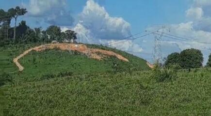 Torre de transmissão de energia cai no Pará e deixa mortos