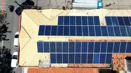 Solar energy grows in Brazil
