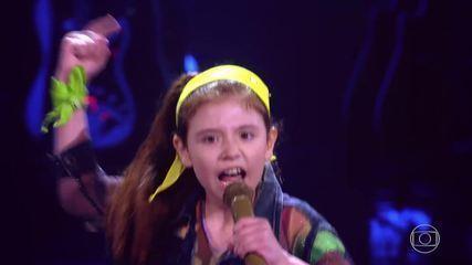 Sofia Farah sings 'Brazil'