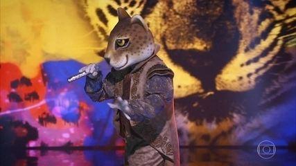 Jaguar sings 'O Vira'