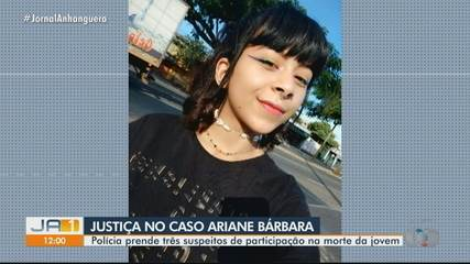 Police arrest three suspects in the death of a young man in Goiânia