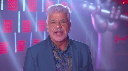 Lulu Santos talks about season 10 of The Voice Brasil