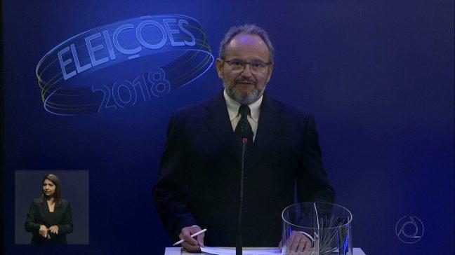 Debate para governador na Paraíba: 1º bloco