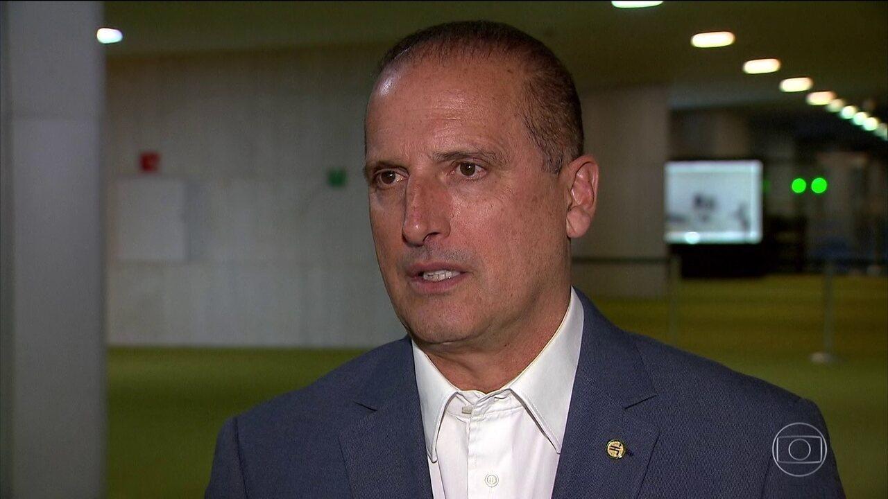 Lorenzoni é nomeado ministro extraordinário de Bolsonaro para coordenar transição