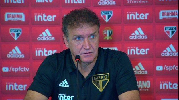 Resultado de imagem para Cuca no seu retorno ao São Paulo