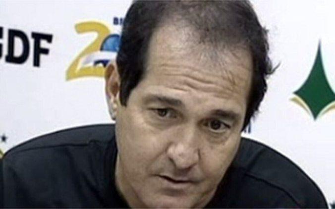 Reveja a entrevista coletiva de Muricy Ramalho após conquistar o título do Brasileirão de 2008