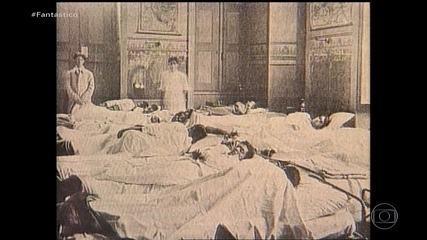 Spanish flu, biggest pandemic of the 20th century, killed 50 million people worldwide