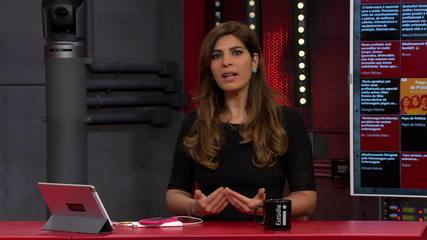 Andréia Sadi: 'Maia's speech is a reaction to General Augusto Heleno's note'
