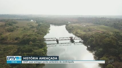 DNIT quer doar antiga ponte ferroviária sobre o Rio Pardo para o Acre