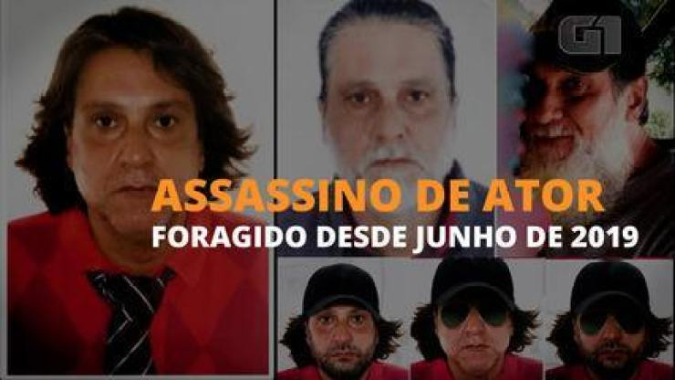 Assassino do ator Rafael Miguel e dos pais dele passou por 7 cidades e se escondeu no MT