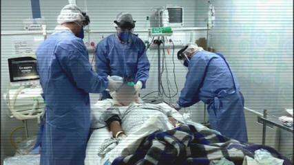 Choro, medo e exaustão: pesquisa inédita revela o colapso dos profissionais de saúde