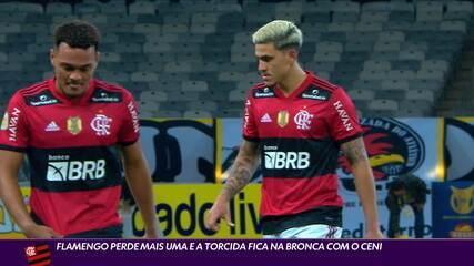 Após derrota para o Atlético-MG, Ceni ressalta desfalques em jogos seguidos do Flamengo