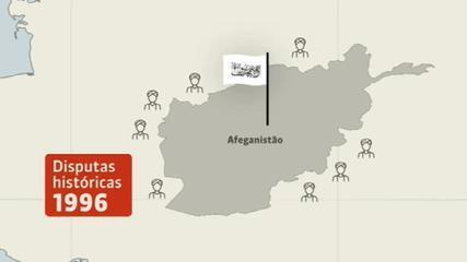 VIDEO: Understand the history of power struggles in Afghanistan