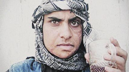 Afghan posed as a man for ten years to support his family during the first Taliban rule