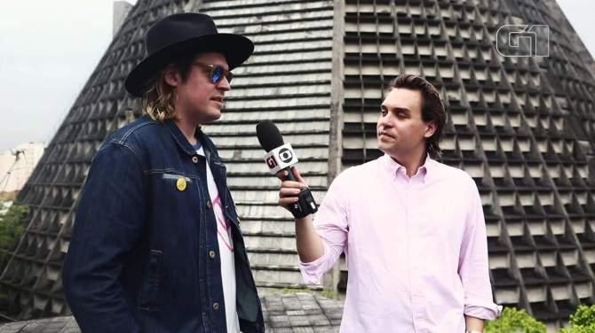 G1 conversa com Arcade Fire
