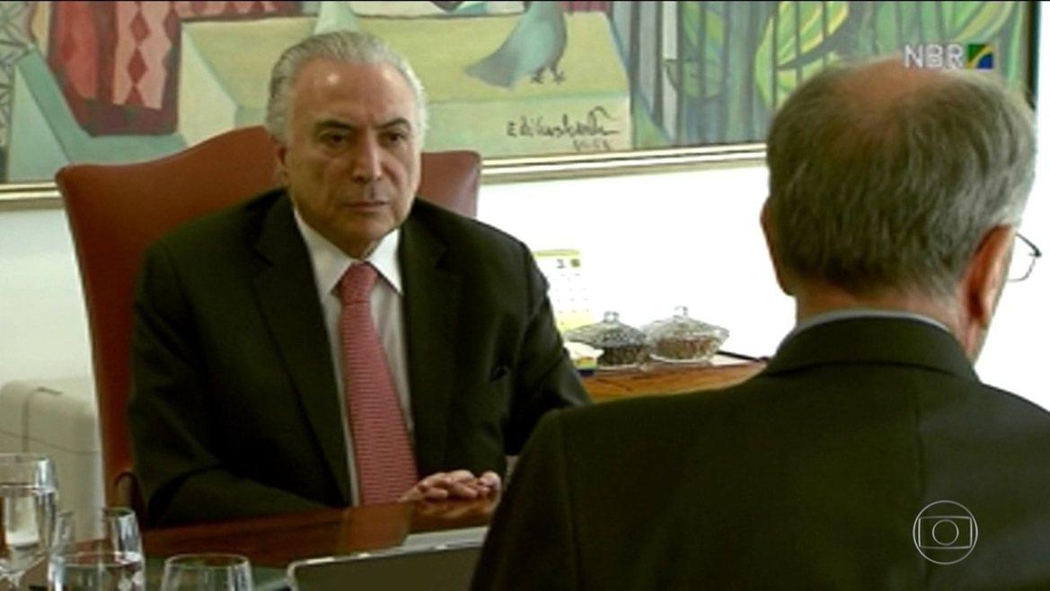 Pelo segundo dia seguido, ministros de Temer negociam com os grevistas
