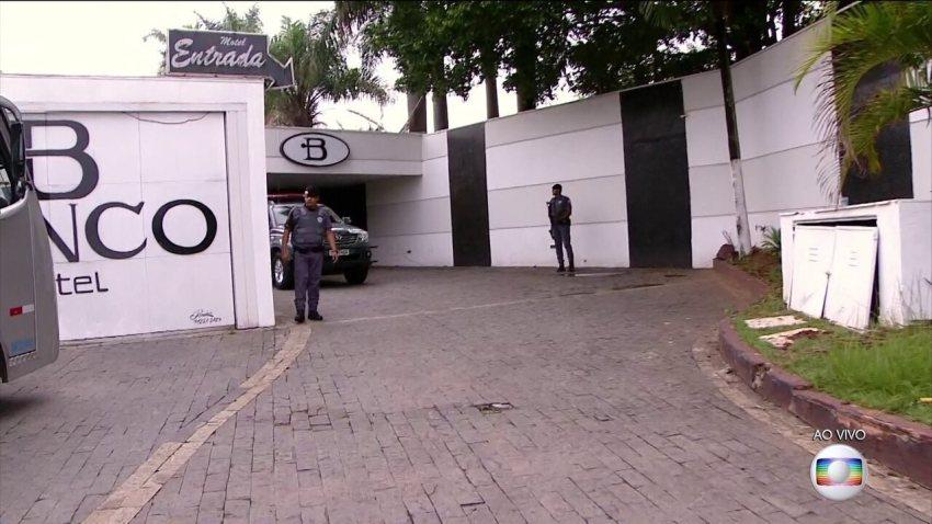 Polícia descobre centro de distribuição de drogas dentro de motel em SP