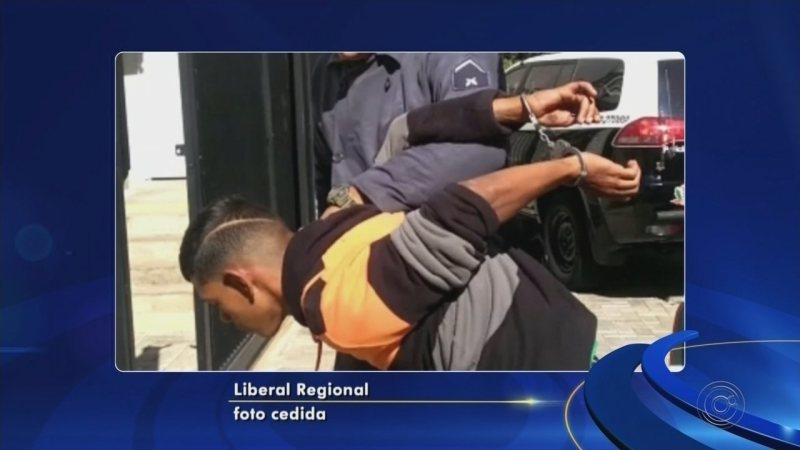 Jovem é preso suspeito de render e roubar arma de guarda municipal aposentado em Araçatuba