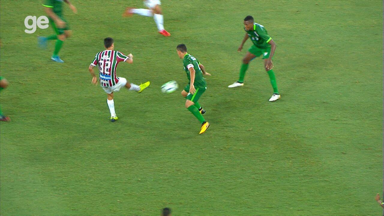 As assistências de Pedro com a camisa do Fluminense