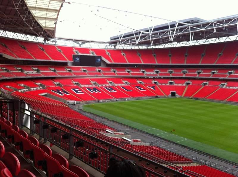 Inglaterra se queda Wembley: Shahid Khan retira la oferta de compra del  estadio - elEconomista.es